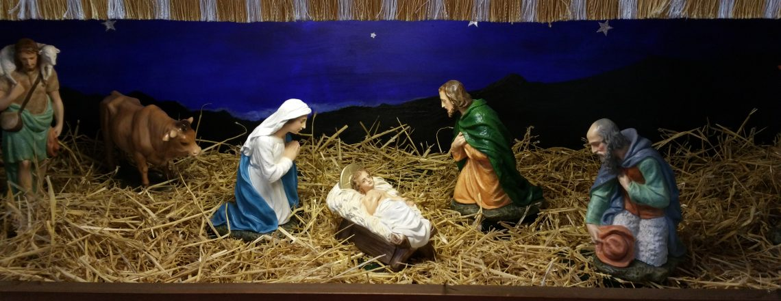 Christmas Programme at St Oswald's