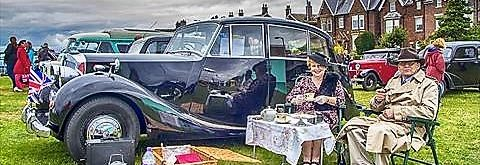 Parish Outing to Lytham 1940s weekend