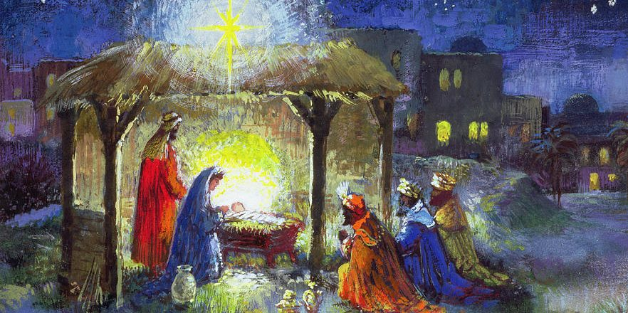 Sermon – the Feast of the Epiphany