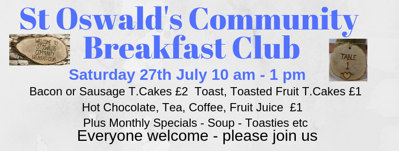 Monthly Community Breakfast Club