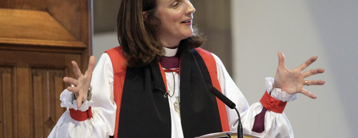 Words from Bishop Jill to School Families